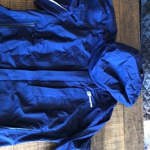 Berghaus lt trek has shell jacket